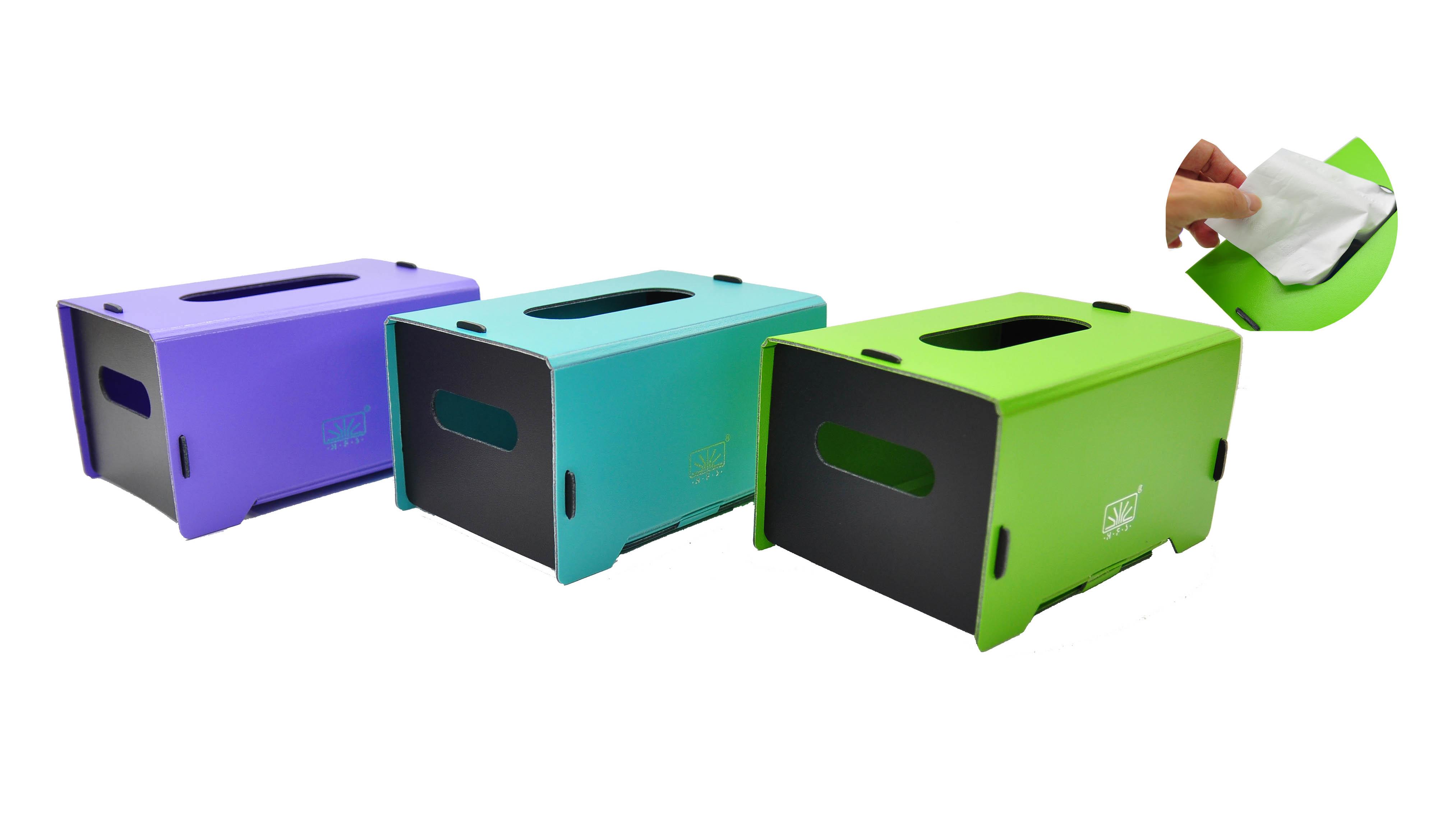 面纸盒 TISSUE BOX